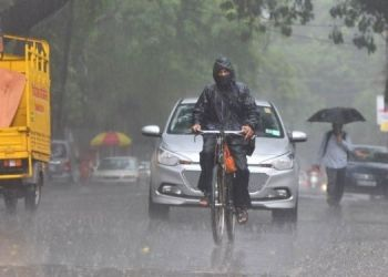 Monsoon update rain started most places in maharashtra.