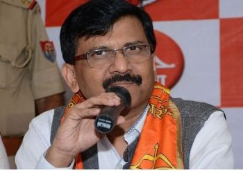 Pegasus | Sanjay Raut targets Center over Pegasus case; Says - 'country insecure in the hands of Modi government'.