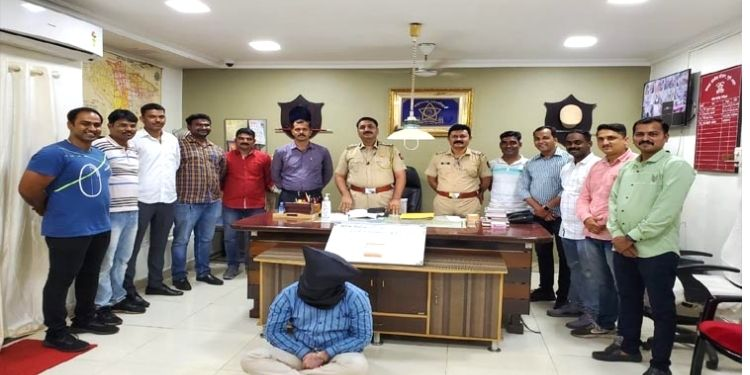 Pune Crime | Unemployment due to lockdown, theft of gold chain to pay people; Khadak police arrest one