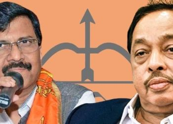 Sanjay Raut | Narayan Rane's height is greater than the responsibility given; Shiv Sena's first reaction after Rane got the post of Union Minister