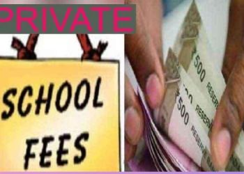 School Fee | 15 reduction private school fees decision thackeray government school will go court