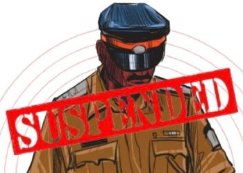 Police Inspector Suspended | Action of Commissioner of Police Jai jeet singh ! Two senior police inspectors were suspended while two assistant commissioners were attached to the control room