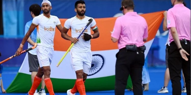 :Tokyo Olympics   Kelly Max in the last three minutes, India's 3-1 win over defending champions Argentina; Entered the semifinals.
