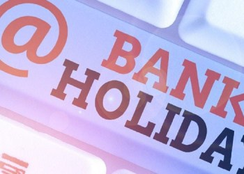 Bank Holidays banks will remain closed from 19th to 23rd august 5 days closed in a row check dates