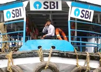 Floating ATM sbi opened floating atm at dal lake inaugurated on 16th august 2021