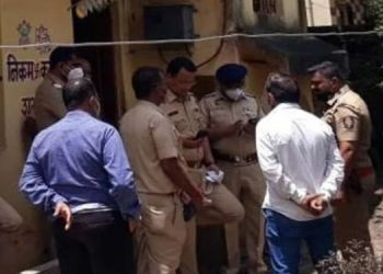 karad crime body woman two year old child was found suspected murder karad