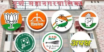Pune Corporation Election | In the forthcoming Pune Municipal Corporation elections, the possibility of forming an alliance of shivsena-congress-ncp; mns may be go with BJP-RPI ; MIM and Aam Aadmi Party's 'problem'
