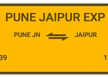 Pune Trains |pune trains pune jaipur special bi weekly high speed train extended