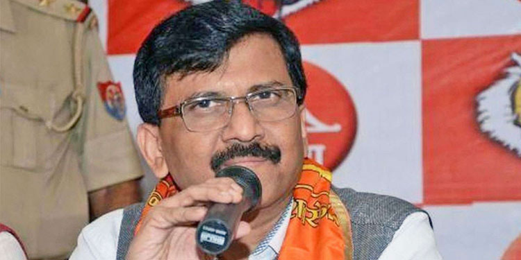 Sanjay Raut   'If Ajit Dada doesn't listen, he has to be told that the Chief Minister has gone to Delhi today', Sanjay Raut's suggestive warning