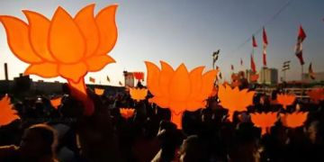 BJP | bjp outing priya bodre will join congress party today in buldhana district