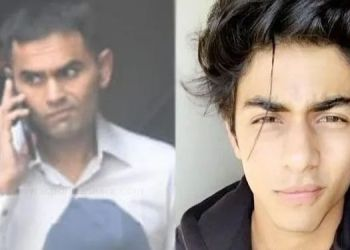 Mumbai Cruise Drugs Case | ncb zonal director sameer wankhede is investigating aryan khan drugs case complains that a senior police officer spying on him.