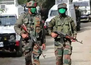 Poonch Terrorist Attack | Jammu Kashmir JCO and 4 soldiers lost their lives during counter-terrorist operation in Pir Panjal ranges.