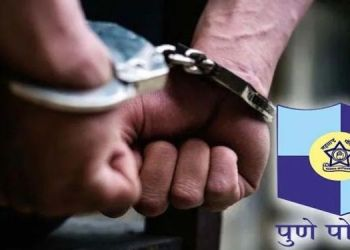 Pune crime   pune police and nagar police arrested two thieves for stealing rs 97 lakh.