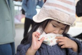 [啾團] 就連下雪也不怕!冬天出門就靠它了-日本製Connect M保暖帽+圍脖(加碼ZOOTIE雪靴及KOKACHARM繽紛童襪)