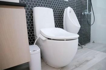 [衛浴] 美國KOHLER C3-430電腦馬桶蓋讓如廁更舒服的質感好選擇(免治馬桶蓋)
