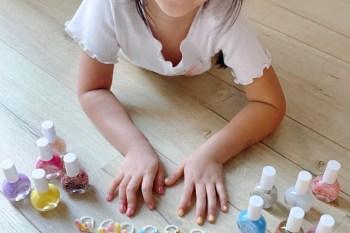 [啾團] Belle Journée美好的一天 無毒水性可剝指甲油讓小女孩安心擦又不會輕易就掉的好用兒童指甲油(連懷孕孕媽咪都可以安心使用)