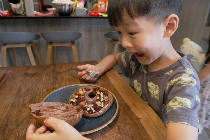 [啾團] Golden Brown布朗主廚超好吃貝果3分鐘上桌!讓小朋友愛不釋手又吃不膩的宅配貝果