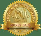 Baiden Mitten 60 Money Back Guarantee