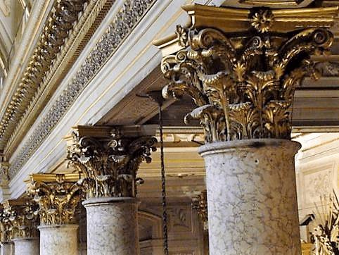 columnas san jose de flores