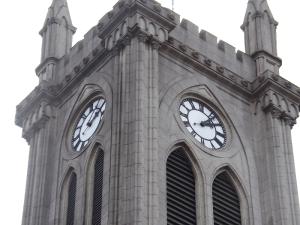 El Reloj de Nueva Pompeya