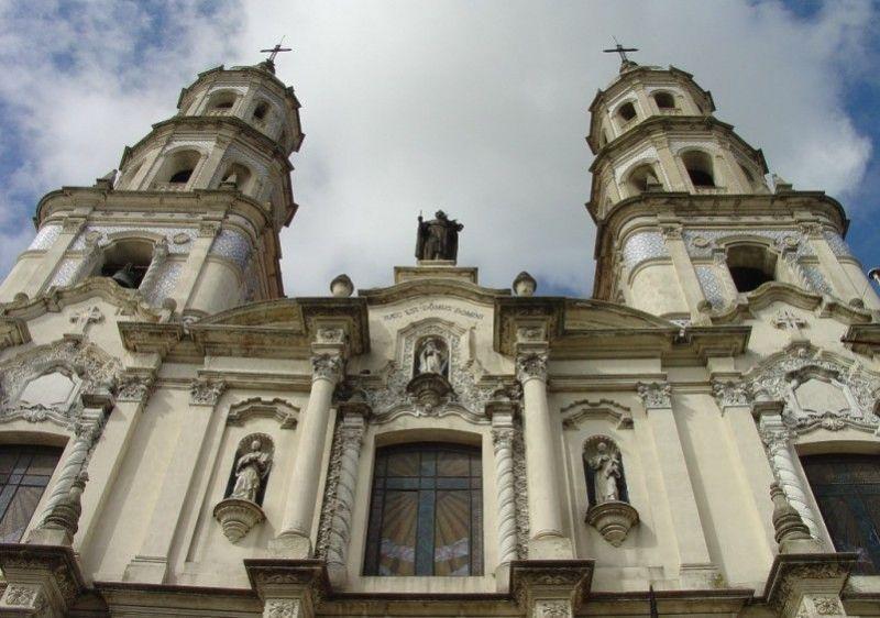san pedro telmo Iglesia Nuestra Señora de Belén y Parroquia San Pedro Telmo