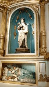 Santa Teresa de Avila - San Ignacio