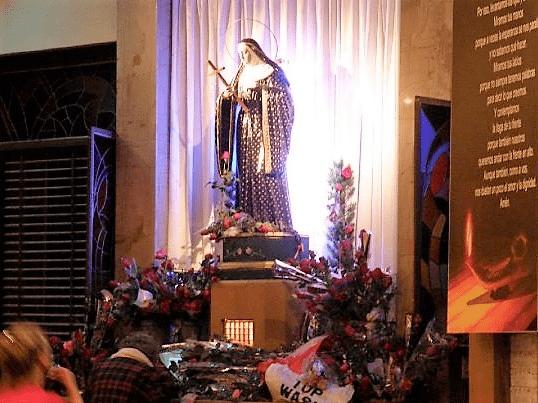 imagen del camarin santa rita
