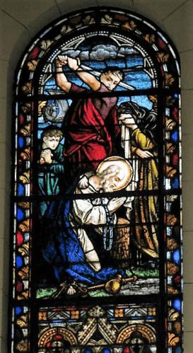martirio santiago apostol