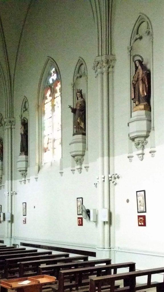 Parroquia San Ildefonso