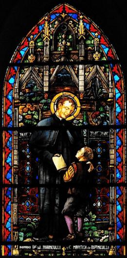 vitral San cristobal 2