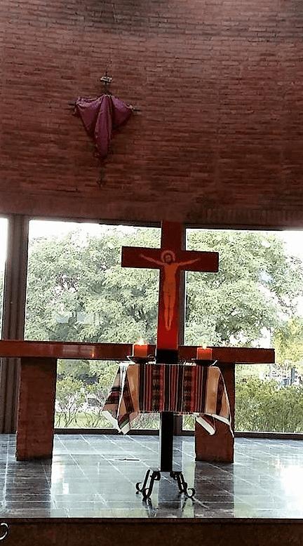 altar ns de la esperanza