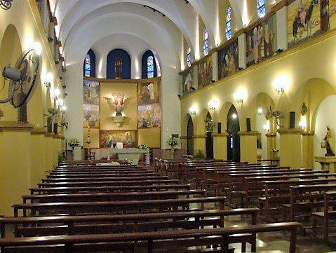 sacratisimo nave