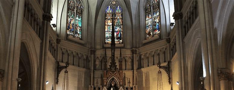 vitrales altar-san-agustin