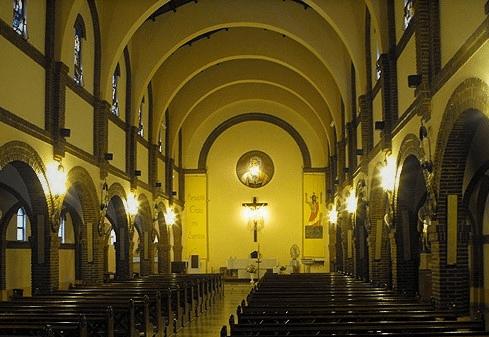 nave altar pablo apostol