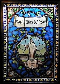 vitral Corpus Christi