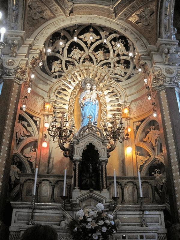 maria auxiliadora San Carlos