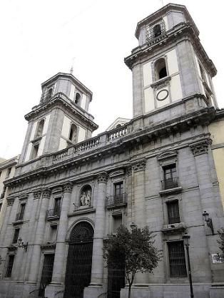 San Isidro el Real de Madrid