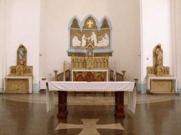 natividad altar