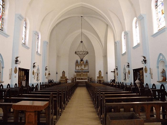 natividad de maria nave