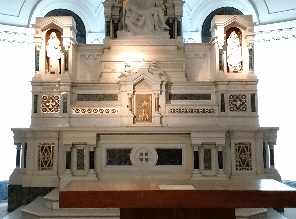 cripta santa rosa de lima