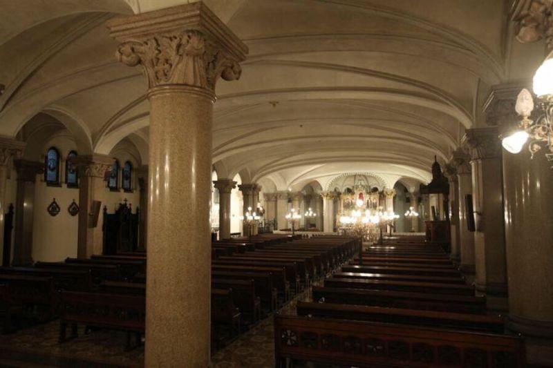 Cripta Santísimo sacramento