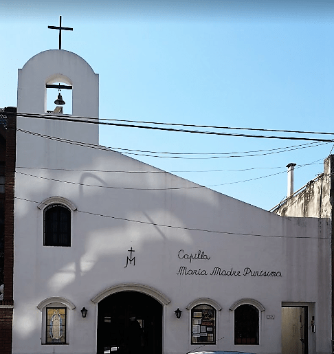 la purisima de San Gabriel Brochero