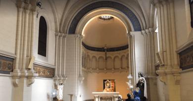 La Capilla de Santa Teresita en Belgrano