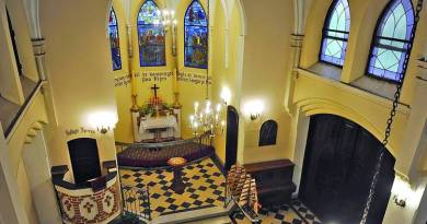 iglesia dinamarquesa