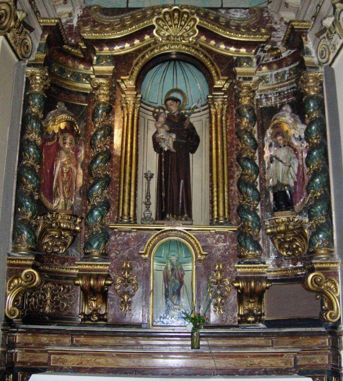 nuestra señora del rosario san antonio