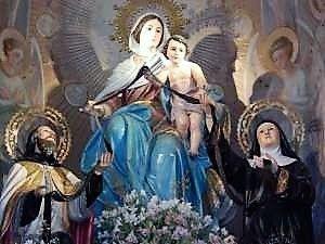 Señora de la Consolación