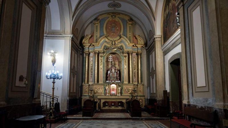 altares testeros catedral metropolitana san pedro