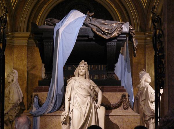 Mausoleo del General San Martín