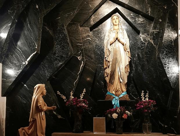 parroquia nuestra señora de lourdes