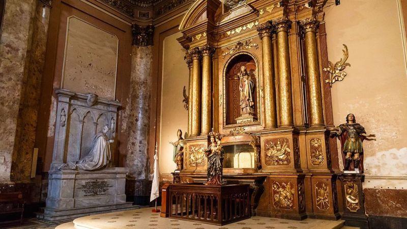 retablos de la Catedral